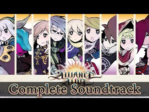 The Alliance Alive - Complete Soundtrack (OST) (HQ)