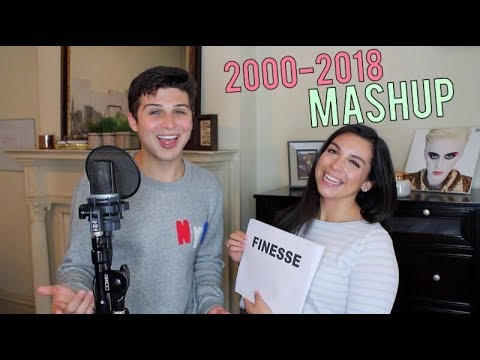 Singing Every #1 Hit from 2000-2018 to ONE BEAT!