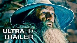 DER HOBBIT 2 Smaugs Einöde Trailer Deutsch German | 2013 Official Film [Ultra-HD 4K]