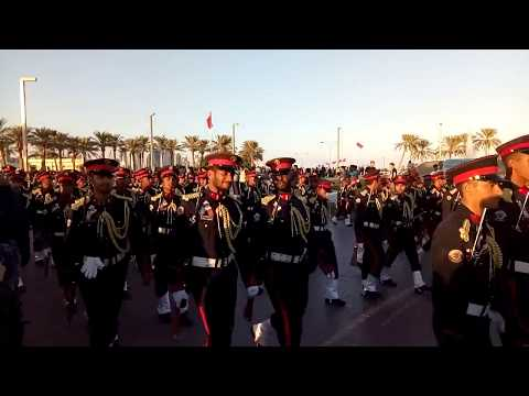 Qatar national day 2017   December 18   Parade part 1