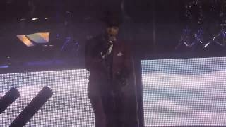 Ne-Yo Religious Royal Albert Hall London Nov 2014