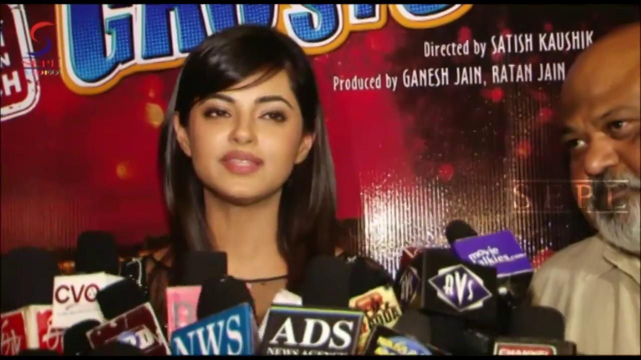 hot actress meera chopra wardrobe malfunction @ music launch - youtube