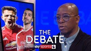 Who got the better deal in the Sanchez/Mkhitaryan swap? | Ian Wright & Michael Appleton | The Debate