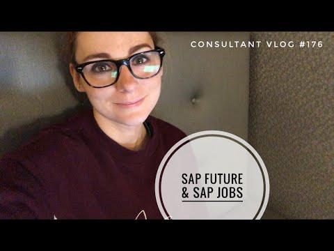 SAP Future & SAP Jobs - Consultant Vlog #176