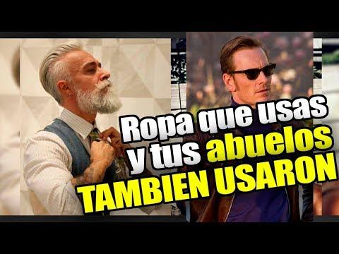 ROPA QUE SEGURAMENTE USABAN TUS ABUELOS   JR Style For Men