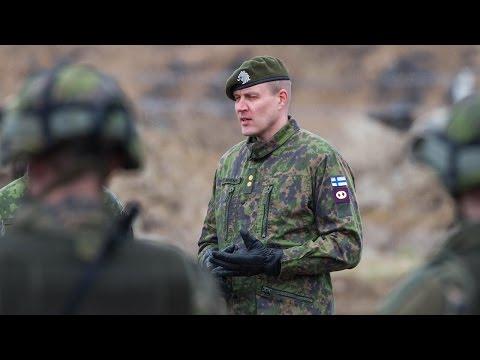 Soome pioneerid panid liitlaste saabumisele punkti