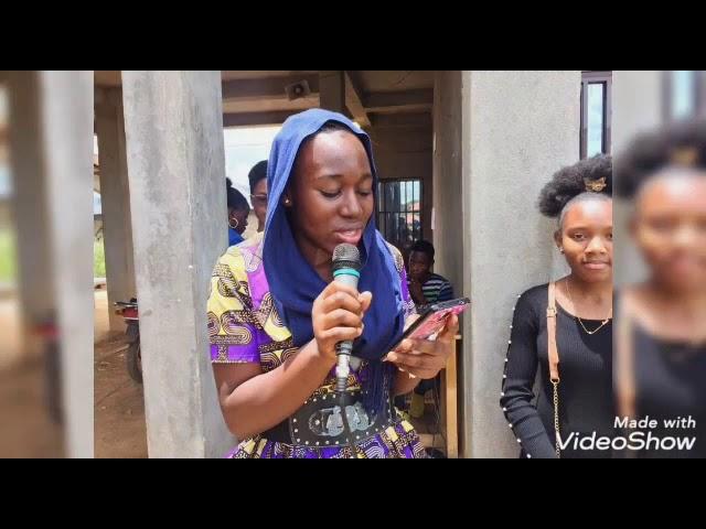 Sakinatu from Cameroon
