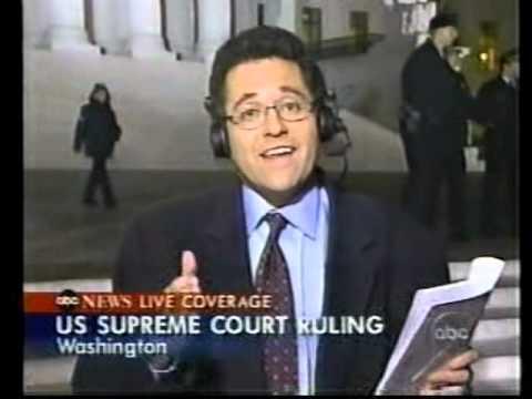 2000 Election December 12 Gore v. Bush Supreme Court Decision Part 1