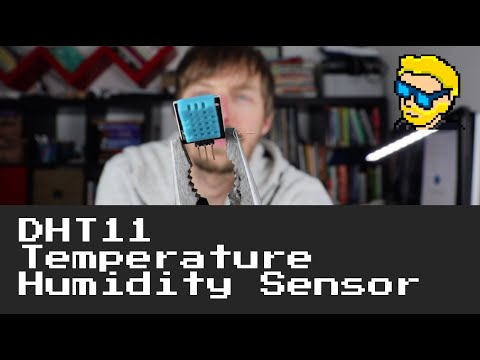 DHT11 Temperature And Humidity Sensor With Arduino