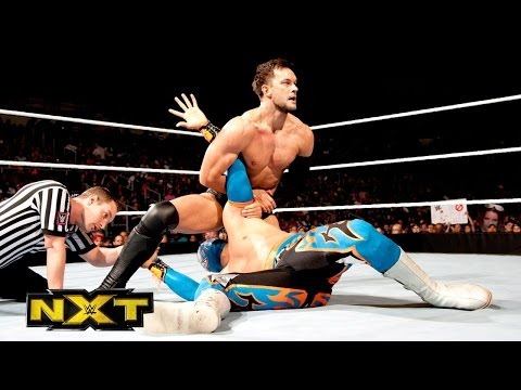 Bálor & Samoa Joe vs. Lucha Dragons – Dusty Rhodes Classic First Round Match: WWE NXT, Sept. 9, 2015