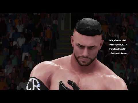 Connor Brooks vs Jay Storm vs TJ Scott 3way Ladder Match