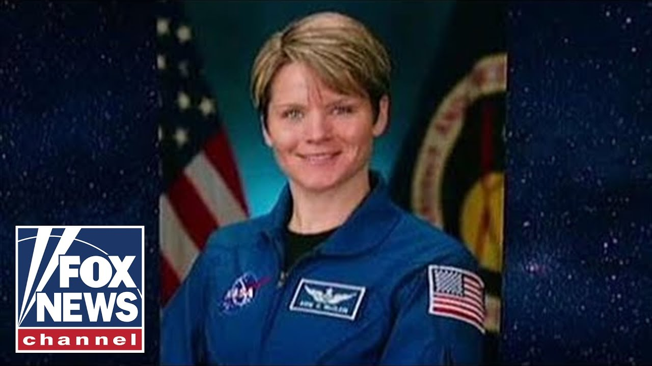 NASA astronaut accused of committing first crime in outer space
