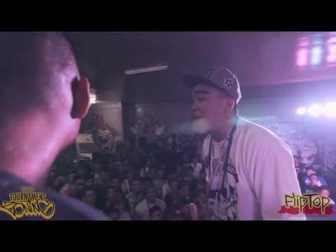 FlipTop - Flict-G vs Asero - Isabuhay Tournament