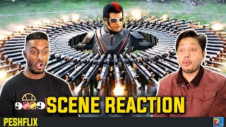 2.0 - Climax Fight Scene Reaction | Rajinikanth vs Akshay Kumar | PESHFlix