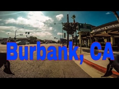 Cycling Los Angeles: Bike Ride Through Downtown Burbank