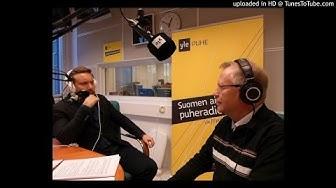 Jouko Piho Perttu Häkkisen haastattelussa