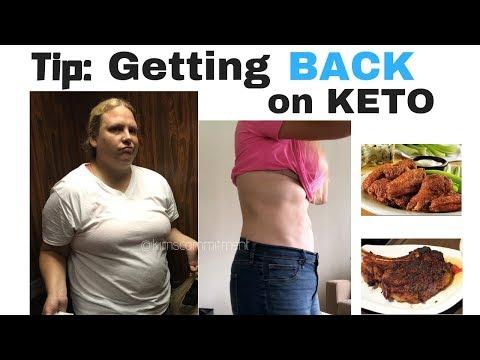 Keto Diet Weight Loss Week