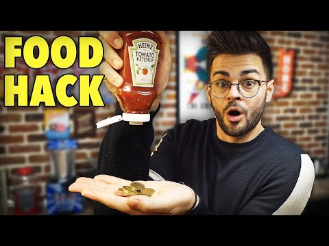 JE TESTE DES FOOD HACK (Réparer des objets du quotidien)