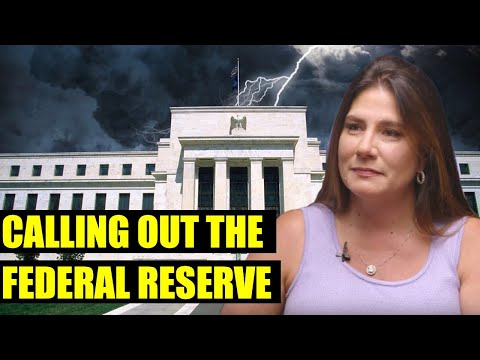 The Ugly Truth About The Federal Reserve (w/ Danielle DiMartino Booth)