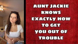 Tiktok povs that made aunt jackie forget blackmailing