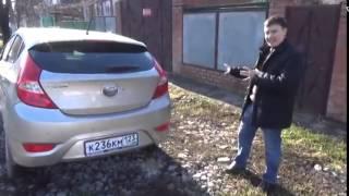 Отзыв Hyundai Solaris смотреть