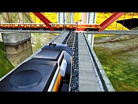 Train Transport Simulator - Simulasi Kereta Barang (Level 3-4) (Android Game)