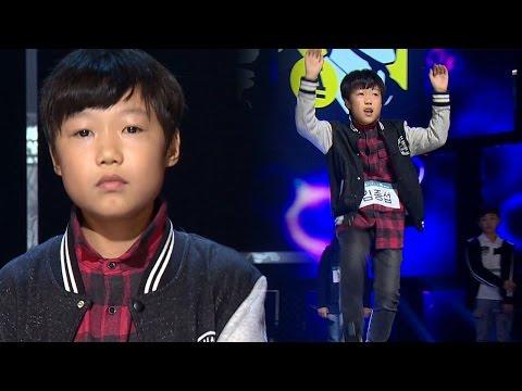 '팔방미인' 김종섭 춤에서도 넘치는 힙합 '스웨그'  《KPOP STAR 6》 K팝스타6 EP10
