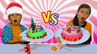 ТОРТ ЧЕЛЛЕНДЖ . ОБМАНИ если СМОЖЕШЬ! Новый выпуск/Cake Challenge#ХорошиеДетки#