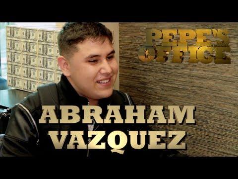 ABRAHAM VAZQUEZ CONTESTA LAS PREGUNTAS DE SUS FANS - Pepe's Office Especial