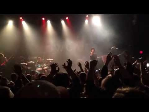 ONE OK ROCK - Cry Out | Bourbon Theatre | Lincoln Nebraska 4-8-15