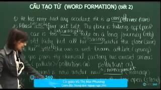 Bài 12   Phân biệt danh từ   động từ  tính từ