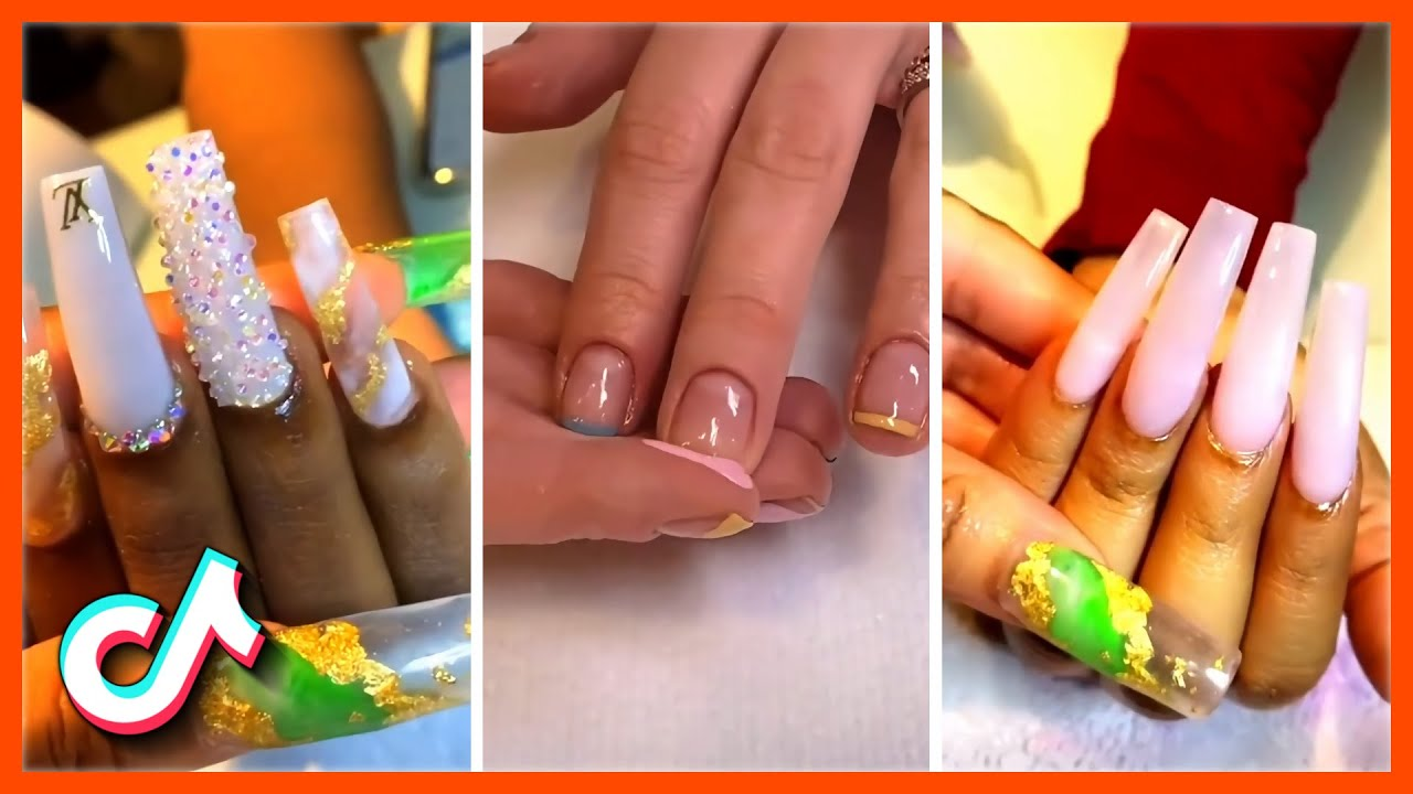 Gorgeous Nail Art Hacks | Nail Art Tutorials Designs TikTok Compilation Spring (2021)