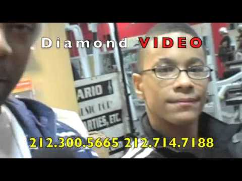 DjmarioTV presents NY SPORTS CLUB in HARLEM USA