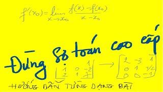 DSTT Đại số tuyến tính: Dinh Thuc #4/4