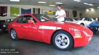 1986 porsche 944 turbo for sale with test drive driving sounds and walk through video