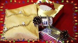 Влогмас 22: Варианты упаковки подарков