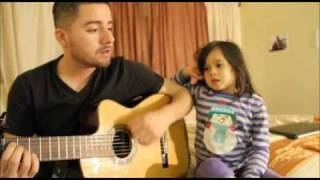 Home - Edward Sharpe and The Magnetic Zeros Acoustic Cover (Jorge & Alexa Narvaez)
