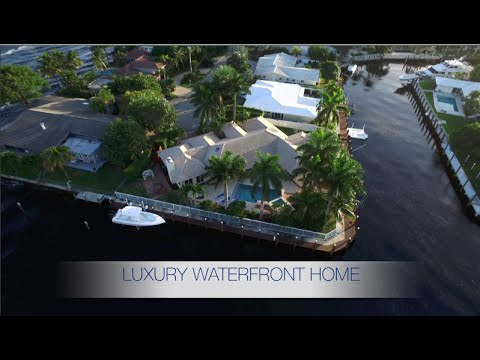 Fort Lauderdale Waterfront Home | 3301 NE 56th Court Fort Lauderdale FL 33308