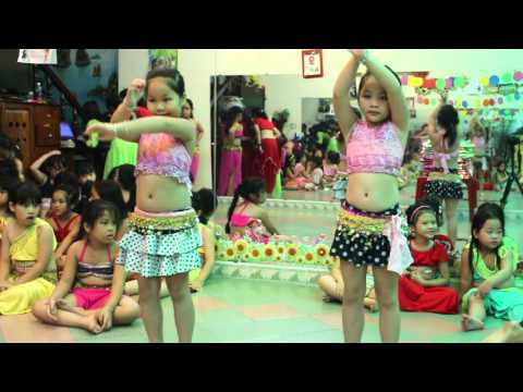 Bài múa: Alibaba