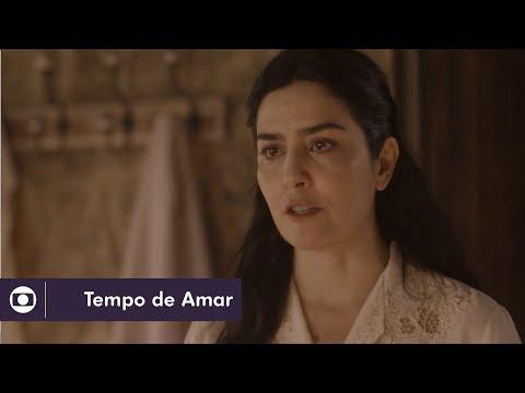 Tempo de Amar: capítulo 61 da novela, quarta, 6 de dezembro, na Globo