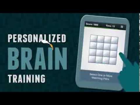 Fit Brains Trainer iOS App!