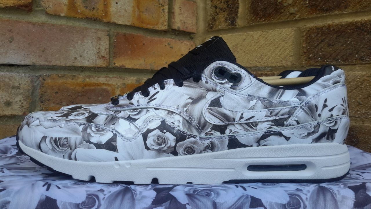 Review: Nike Air Max 1 Ultra LOTC NYC (2015)