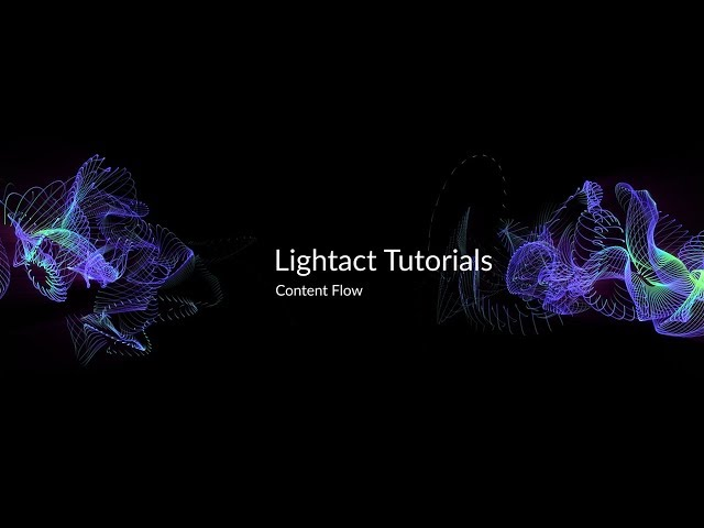 Content flow | Lightact