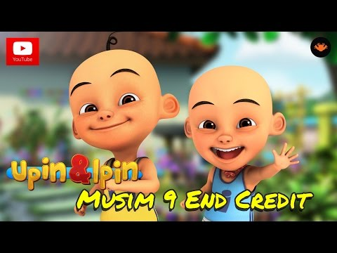 Upin & Ipin Musim 9 - End Credit [HD]