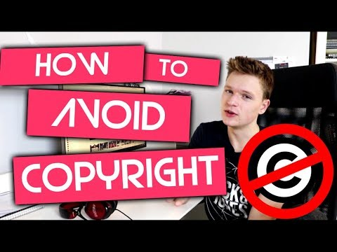 How to AVOID COPYRIGHT on Youtube! (Copyright-Free Video Tutorial) - 2018 Tutorial