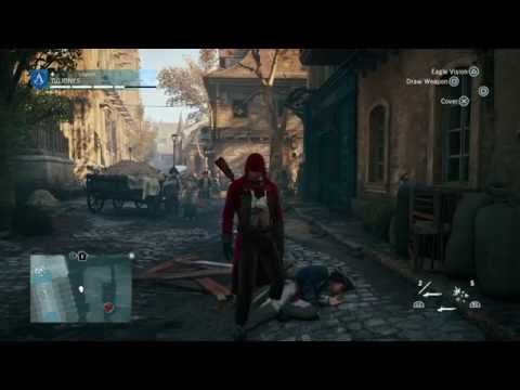 assassin's creed unity matchmaking problems