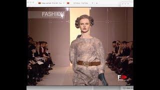 MARNI Full Show Autumn Winter 2008 2009 Milan   Fashion Channel