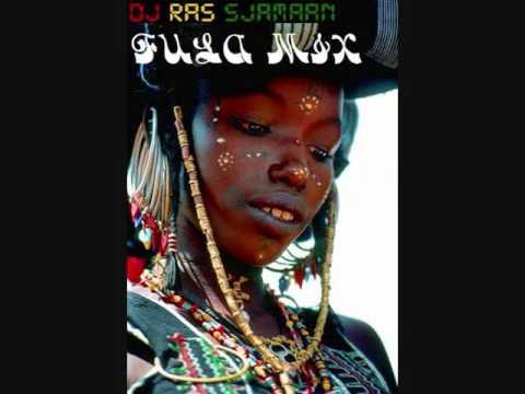 Fula, Fulani, Fulbe, Fulɓe, Pël, Fulaw music mix by DJ Ras Sjamaan