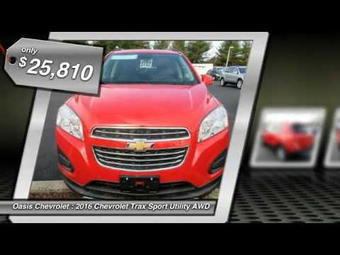 2016 Chevrolet Trax Old Bridge Township NJ 63102 - YouTube