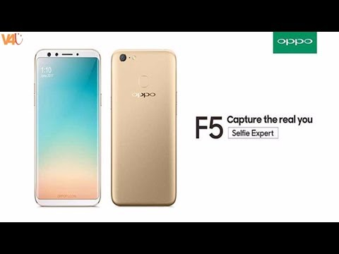 OPPO F5 Release Date, Price, Specifications, Features, Camera -The Selfie Expert